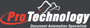 Field Service Automation, Bring-Your-Own-Device, Document Solutions, Content Management, Dynamic Electronic Forms - ProTechnology Logo