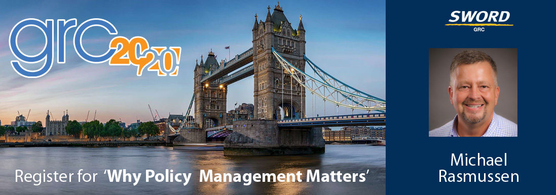 Sword GRC Policy Manager - Why Policy Management Matters